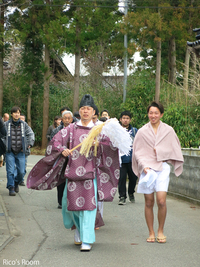 R 黒森歌舞伎『ご神選の儀』にて、平成30年正月公演の演目決定!&『太夫振舞』