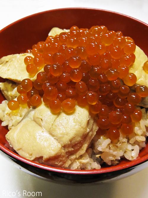 R 庄内浜からの贈り物『ワタリガニのトマトクリームソースパスタ』『はらこめし』