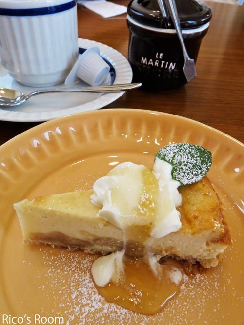R CAFE『らふぃる』さんで、念願の『ピッツァフリッタランチ』の巻