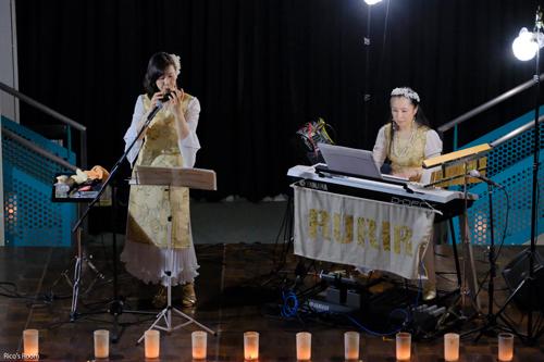 R『キャンドルナイトinしょうない2017』風車村ウィンドーム立川/ルリアール音楽会♪