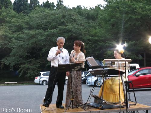 R きらやか銀行観音寺支店様主催『夏祭り2014』八森荘ジンギスカンハウス Y&R出演♪