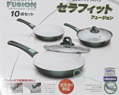 R TVショッピング『ショップジャパン』で、Ricoママが『セラフィット』購入!