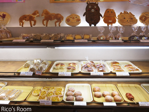 R 世界のパンを手造りで『ナカムラヤ』のパン(鶴岡市みどり町店)いろいろ