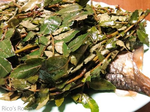 R 福島県会津地方の郷土料理『ニシンの山椒漬』をいただきました♪