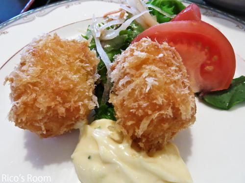 R リーズナブルランチ♪レストラン『フランボワーズ(鶴岡)』の日替りランチ