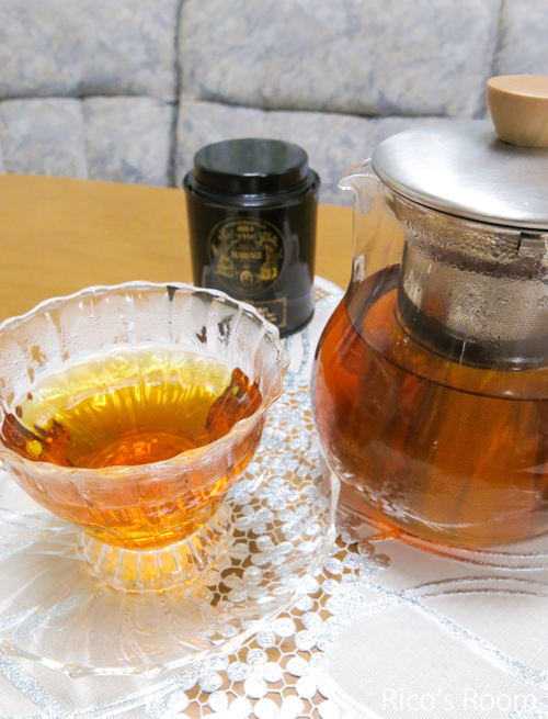 R ポルトガルより届きました〜!マリアージュフレールの紅茶『マルコポーロ500g』