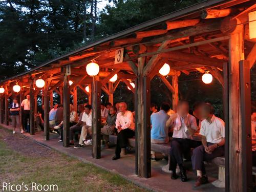 R きらやか銀行観音寺支店様主催『夏祭り2015』八森荘ジンギスカンハウス Y&R出演♪