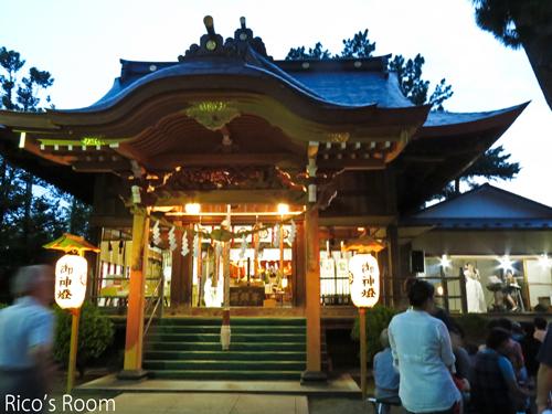R 平成26年八雲神社例大祭『キウリ天王祭』2日目(酒田駅前)Y&R歌謡ショー♪