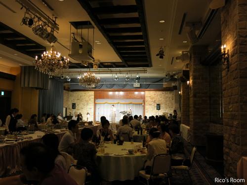 R『酒田市中小企業共済会ビアパーティ2016』酒田玉姫殿に、Y&R出演させていただきました♪