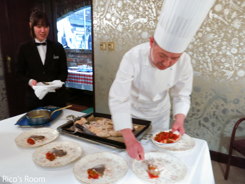 R『料理・・・それは、思い出』ル・ポットフーに集まろう!加藤シェフ渾身のディナー♪