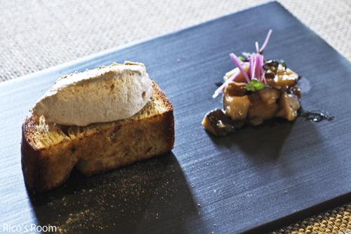 R フランス料理『Restaurant Nico』(酒田)で、再会ランチの巻♪