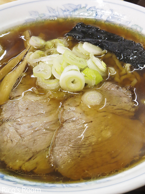 R 麺処『味龍』(酒田)の絶品中華そば♪