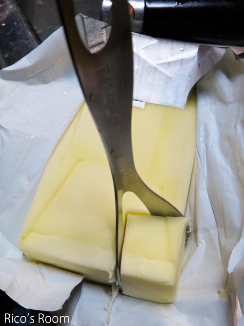 R これは便利!『四角く切れるバターナイフ/貝印㈱』&ミートグラタン
