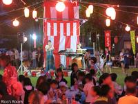 R 酒田市『大宮ふれあい自治会 夏祭り2017』に、Y&Rをお招きいただきました〜♪