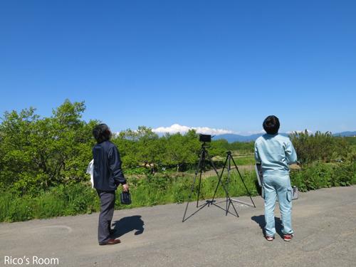 R 本日、ドローン(ジャイロ)撮影!鳥海山をバッチリ捉えました!