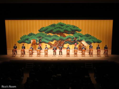R 平成29年度『黒森歌舞伎正月酒田公演/絵本太功記』勉強になりました♪