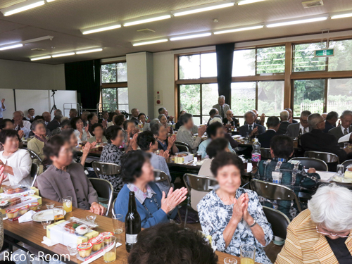 R 酒田市山寺地区『敬老会』にYOSHIKO&RICO出演をさせていただきました♪
