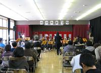 R 『山寺冬まつり2018/酒田市山寺コミュニティセンター』に、ルリアールで出演をさせていただきました♪