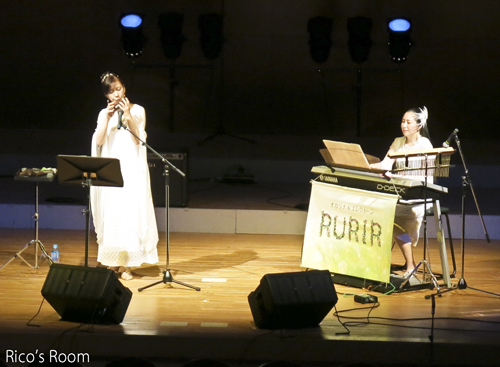 R 『庄内町音楽祭2015』にルリアールで出演をさせていただきました♪