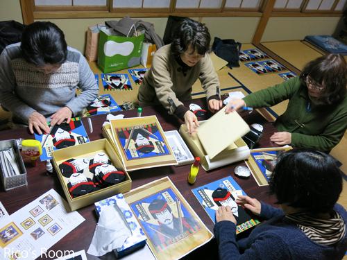 R いよいよ2月!『黒森歌舞伎/高田馬場十八番切』正月公演へ向けて、緊張が高まってきました!