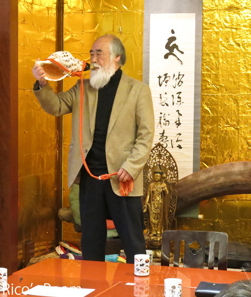 R山伏/星野先達の羽黒山講座&鼠ケ関『鮨処朝日屋』の豪華ランチ