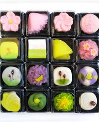 R 花より和菓子〜♪東根菓子舗さん♡