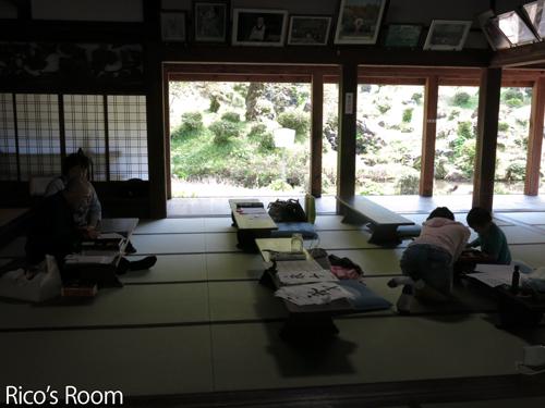 R 新緑の中での『總光寺書道教室』&『荘内南洲会』今月の書/安岡正篤先生