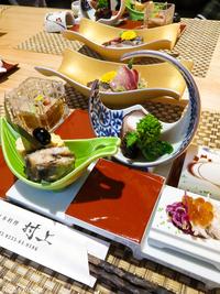 R 母娘ご縁のスクラムに感謝!ルリアール主催『日本料理 村上』にて会食会の巻♪