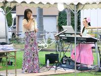 R 山の日!酒田市『東大町三丁目夏祭り2017』にY&Rで出演の巻♪