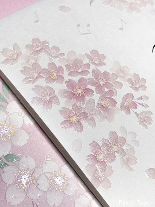 R 今年も桜便箋買いました!&デアゴスティーニ『日本の城/熊本城』創刊号