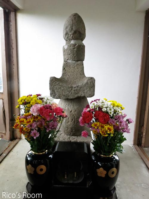 R『清正公大祭お逮夜(丸岡城址・加藤清正公墓碑)』に参列させていただきました。