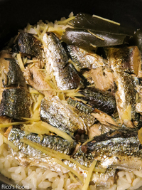 R 『The 秋刀魚ごはん』&『秋刀魚みそ de 秋刀魚の味噌汁』