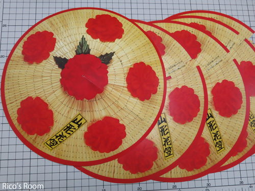 R 『花笠ファン』購入!今年の『ルリアールの夏祭り』は、花笠音頭&最上川舟唄で、盛り上げます♪