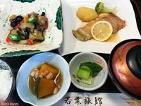 R 酒田市『若葉旅館/食事処 新芽』でランチ&オリジナル『ティーコゼ』完成の巻♪