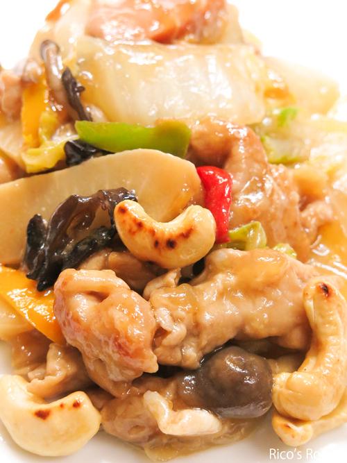 R 本日おうち中華DAY♪『ゆるふわカニ玉』&『豚肉とカシューナッツ炒め』