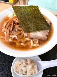 R 『朝ラー初体験/麺屋酒田inみなと』&『アルフォンス・ミュシャ展』