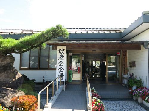 R 酒田市『黒森地区敬老会2017』にYOSHIKO&RICOをお招きいただきました♪