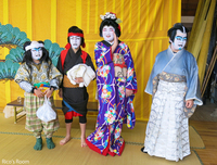 R 平成29年『黒森日枝神社』のお祭りにお邪魔させていただきました♪