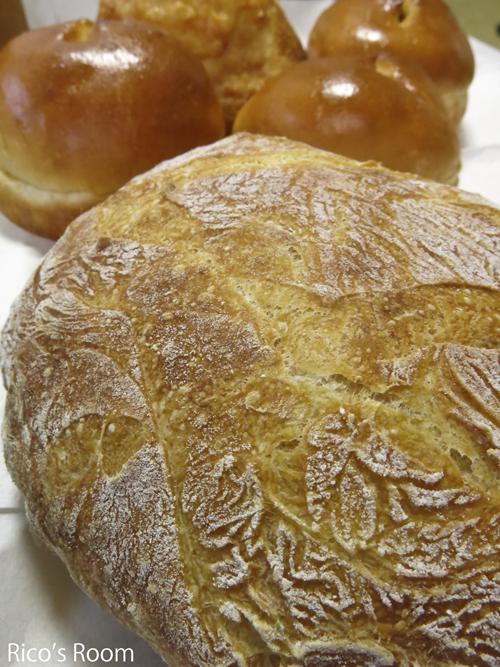 R 焼きたてパン最高♪酒田/OZベーカリー