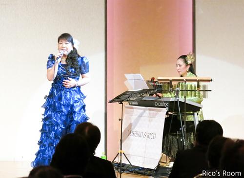 R 『山形信用金庫/フラワー友の会様 秋の研修会』山形市パレスグランデールにてY&R歌謡ショー♪