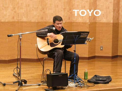 R アコースティックギタリスト夢の共演♪益田洋氏・土門秀明氏・TOYO氏