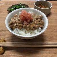 納豆×明太子