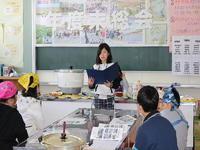 料理教室&のびのびファーム総会