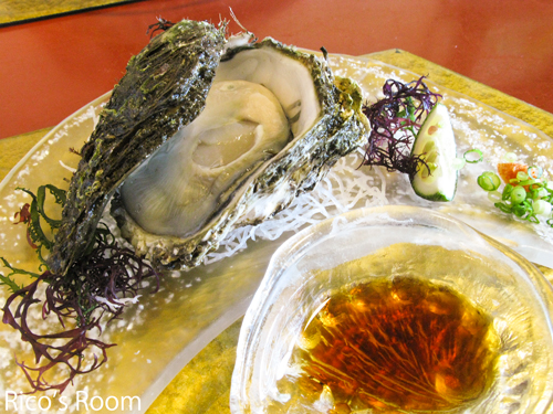 鼠ケ関『鮨処 朝日屋』コース料理で、友人の誕生日祝いの巻♪