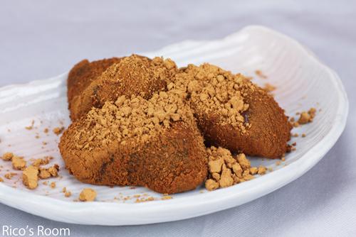 Ricoママの誕生日♪腰掛庵のわらびもち&コメルのケーキ♡