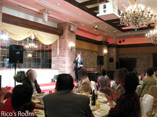YOSHIKO&RICOミニライブ@カラオケ歌謡教室発表会