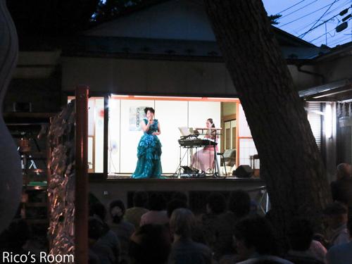R 八雲神社例大祭『キウリ天王祭』Y&R夢咲き歌謡ショー♪