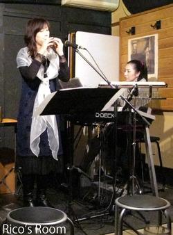 酒田中町『ブルースヒロマンスリーライブ』癒しのライブの巻♪