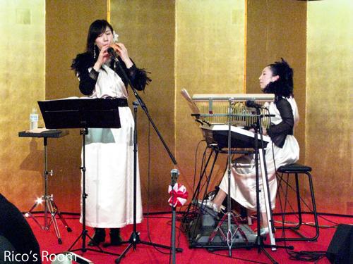 酒田法人会『新春のつどい2012』にルリアール出演♪