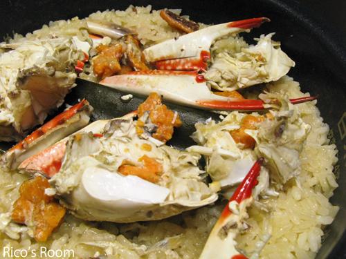 『ワタリガニめし』vs『鯛めし』vs『牡蛎めし』の巻♪